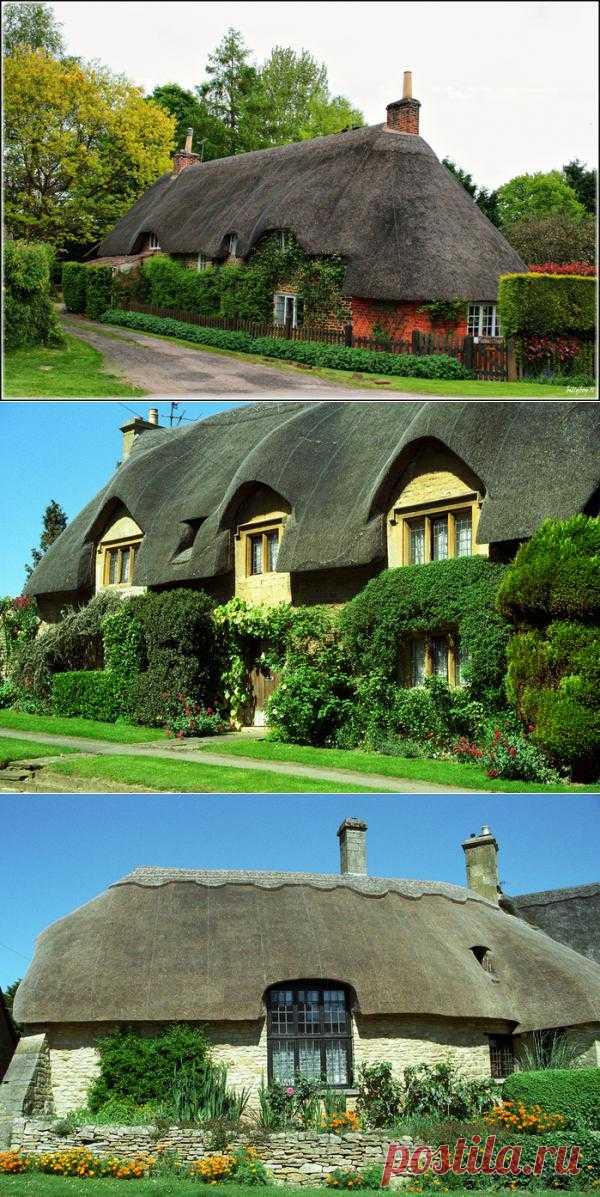 Сказочные домики Англии