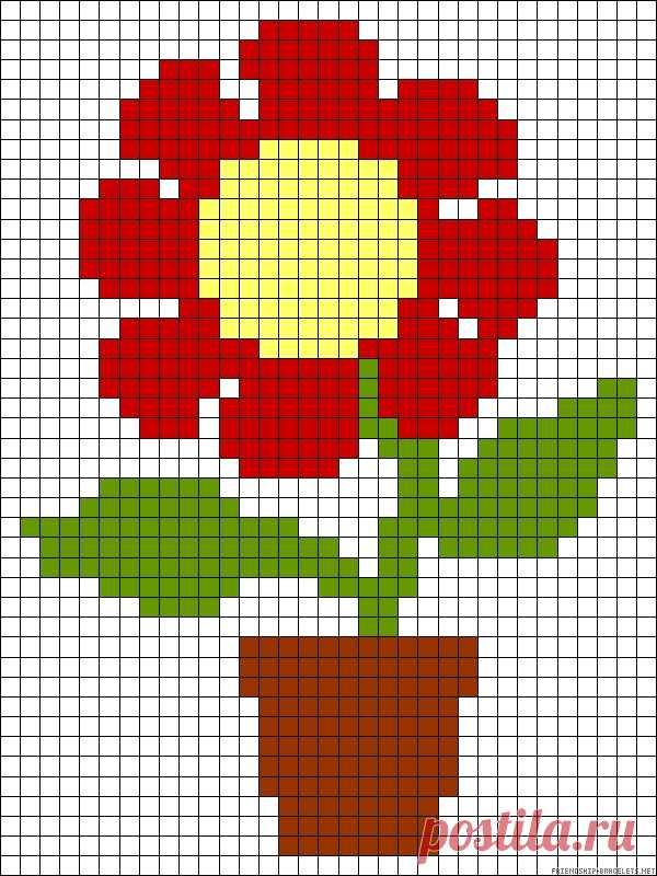 Вышивка крестиком схемы по клеточкам картинки цветы, прикольный парней