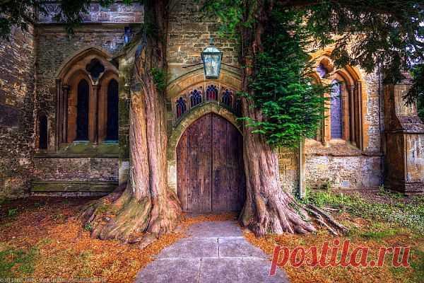8 Удивительных Входов | Живой фотоблог