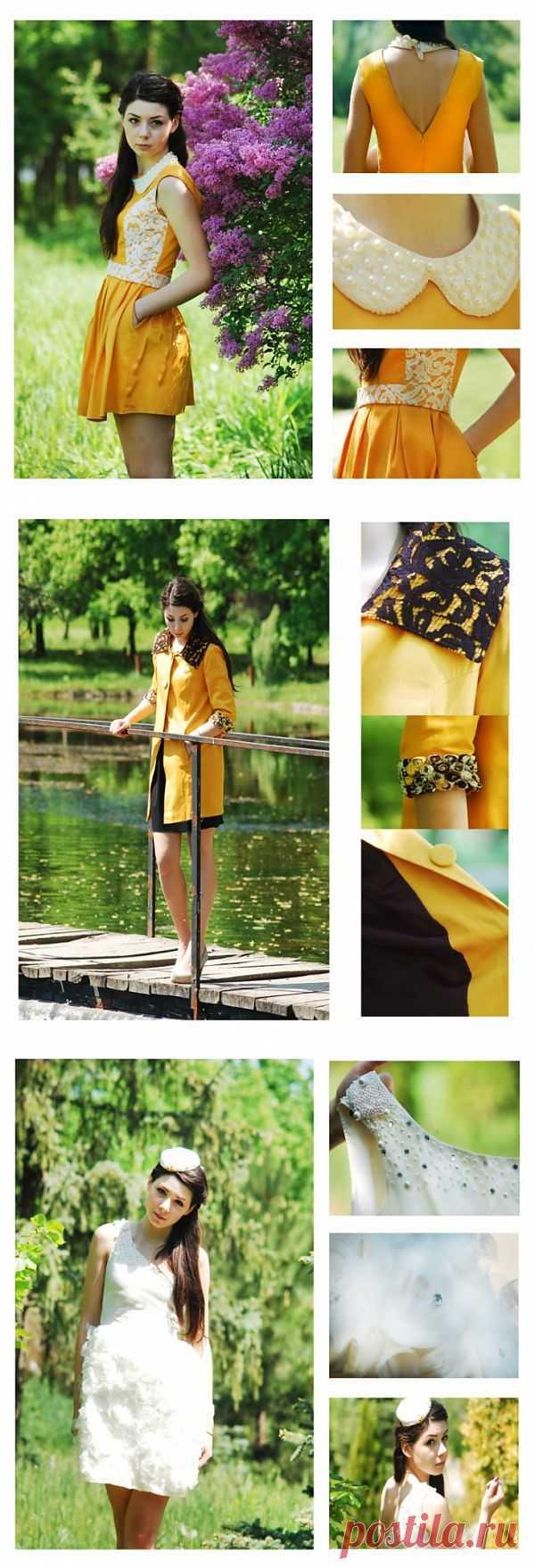 Моя дипломная коллекция одежды / Своими руками / Модный сайт о стильной переделке одежды и интерьера