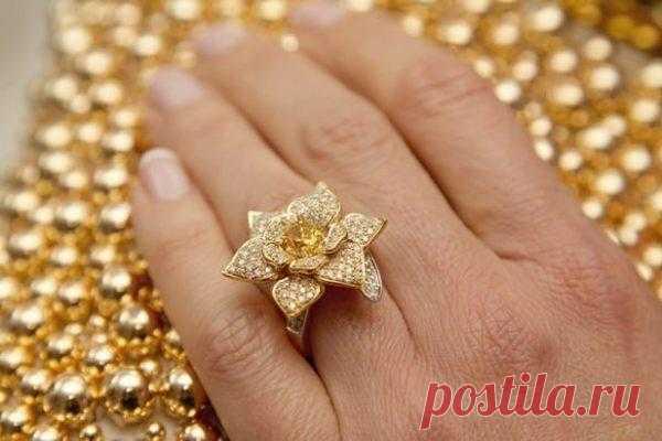 Как носит украшение из золота. Пять правил | Краше Всех