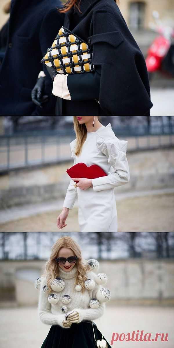 Креативные детали в блогах Street Style / Street Style / Модный сайт о стильной переделке одежды и интерьера