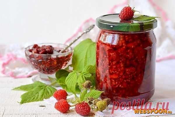 Малина в собственном соку рецепт с фото на Webspoon.ru