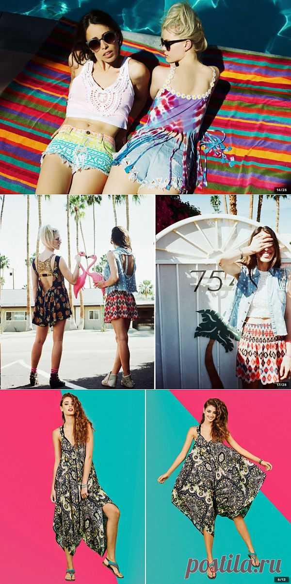 Выдержки из коллекции LF Stores (трафик) / Лукбуки / Модный сайт о стильной переделке одежды и интерьера
