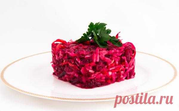 Весенний диетический салат.