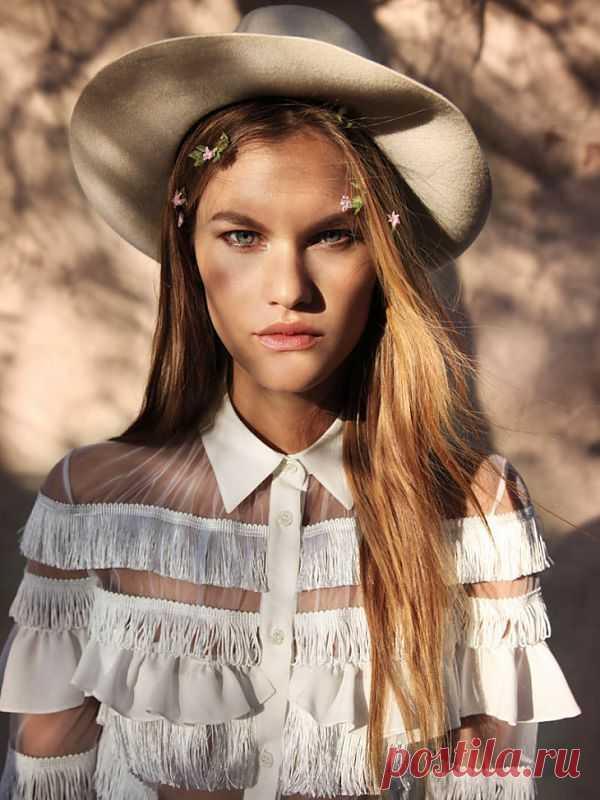 Блузка с бахромой / Блузки / Модный сайт о стильной переделке одежды и интерьера