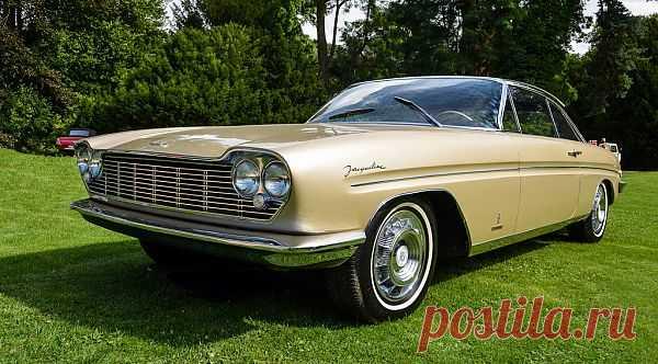 "Cadillac Coupe Brougham - Pininfarina ""Jacqueline"" 1961"