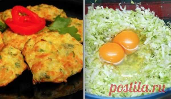 Одне яйце; склянка кефіру; 400 гр. капусти. Для найсмачнішої страви, яку полюбить уся родина  Складові:   Капуста – 400 грам  Цибуля – 1 штук  Кефір – 200 мл  Яйце – 1 штук  Борошно – 3-5 ст. л.  Розпушувач тіста – 1/3 ч. л.  Сіль, перець, зелень за смаком  Приготування капустяних
