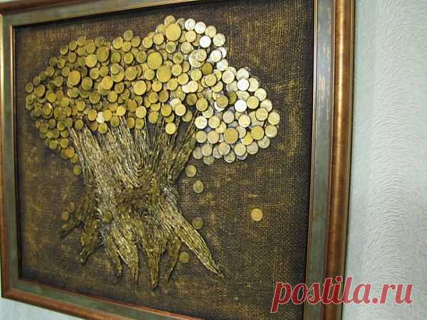 Мастер-класс: Денежное дерево | Хвастуны и хвастушки