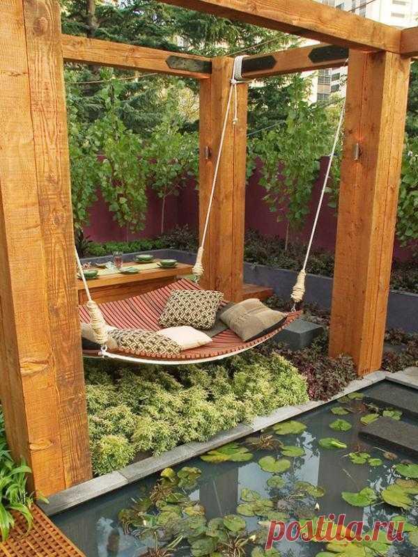 Ландшафтный дизайн – великолепные патио (внутренние дворики) от Jamie Durie.