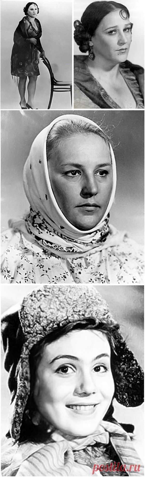 Фотопробы звёзд советского кино / Обратно в СССР. Вспоминая наше советское прошлое