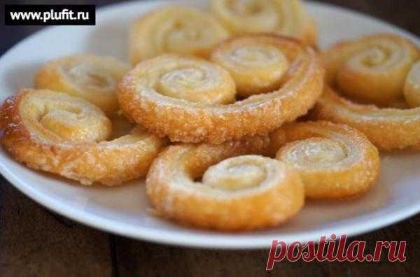 Печенье «ушки» | Кулинарные рецепты