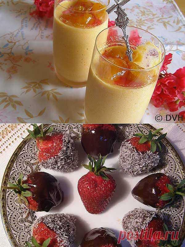 Десерты | Мои любимые рецепты