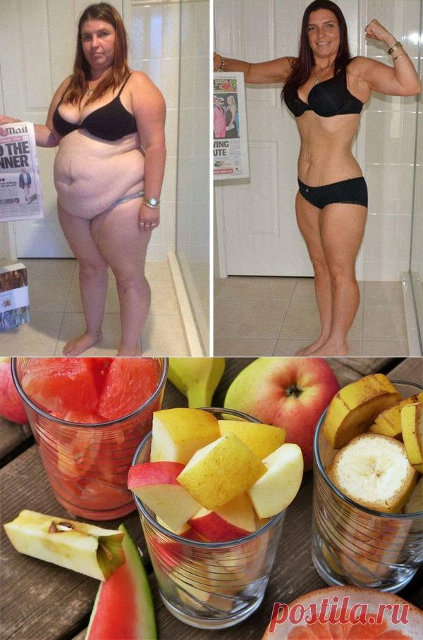 истории похудения со 110 кг