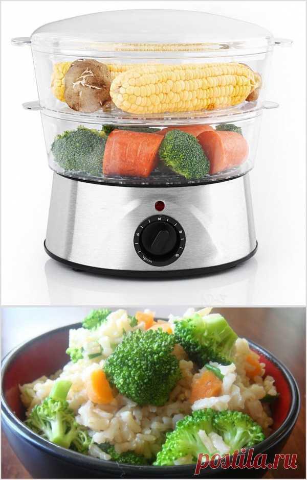 овощи в пароварке рецепты с фото этом говорится декларации
