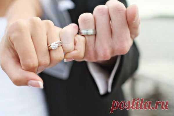 можно ли по обручальным кольцам вернуть мужа