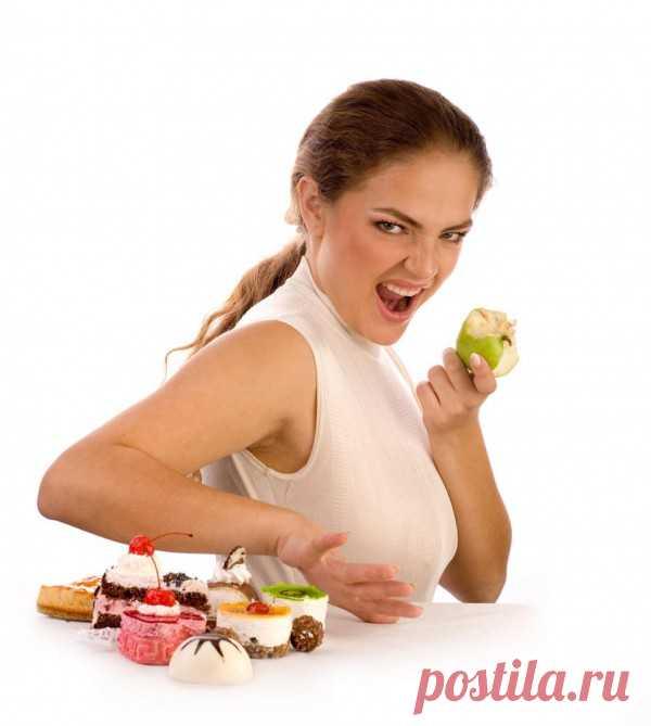 правильно кушать и худеть