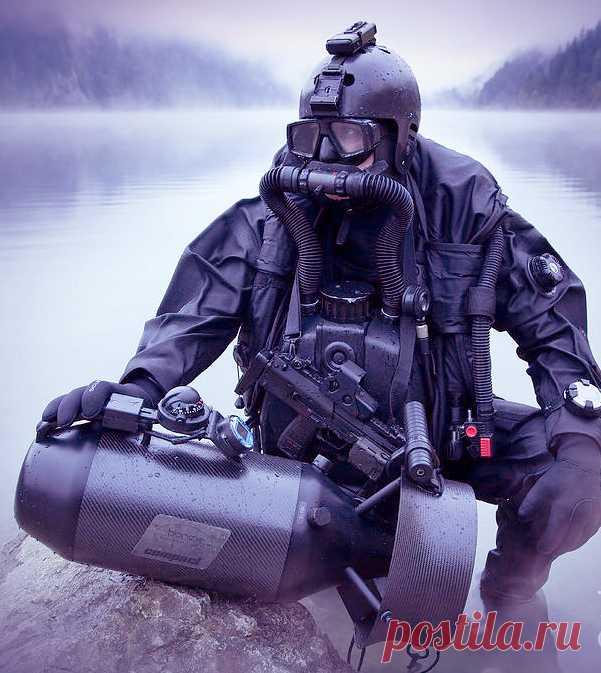 очень фото подводного бойца время одной