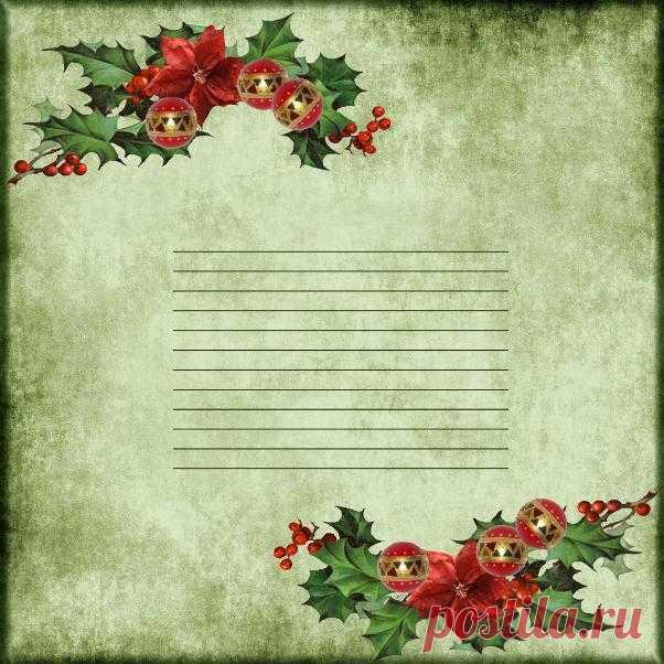 Lugar Encantado da Neli : CHRISTMAS CARD