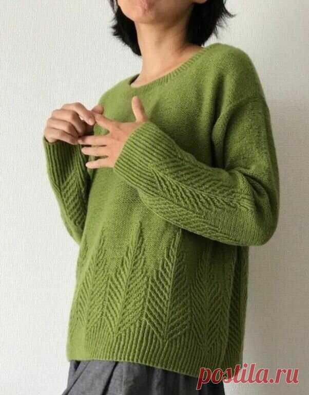 Симпатично. Вязание спицами. 10 моделей со схемами. | Марусино рукоделие | Яндекс Дзен