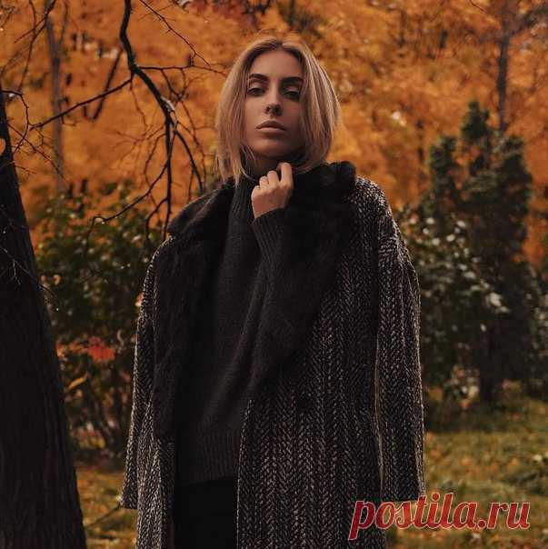 Блогер Катя Царская в пальто H&M! Еще больше моделей верхней одежды по ссылкам: Женщины Мужчины: #HMFavourites