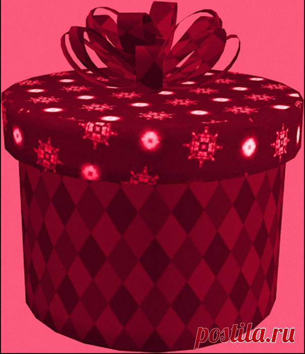 Надписями, картинки анимашки подарок