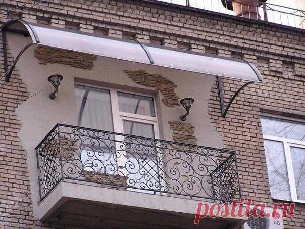 Как вам идея для балкона?