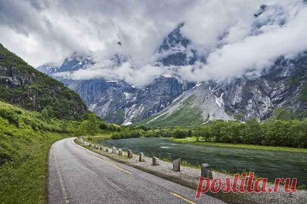 Самые живописные долины мира - Путешествуем вместе