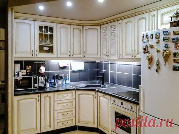 Как вам такая кухню?