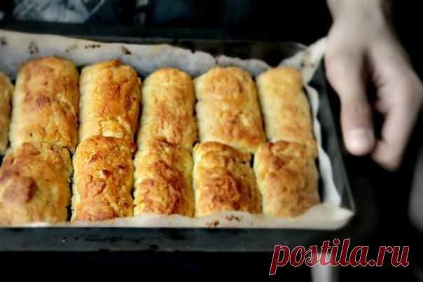 шеф-повар Одноклассники: Шоколадные булочки за полчаса