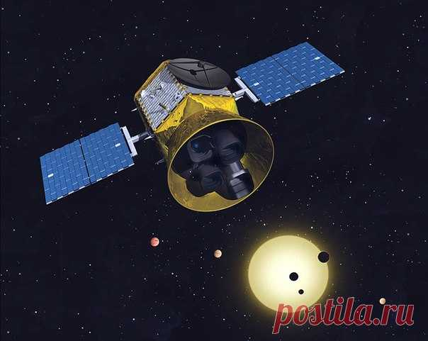 Сегодня NASA запустит в космос новый телескоп TESS, который займется поиском потенциально пригодных для жизни планет.