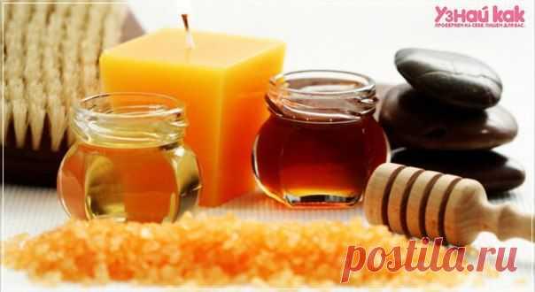 (+1) тема - Лечимся мёдом | Полезные советы