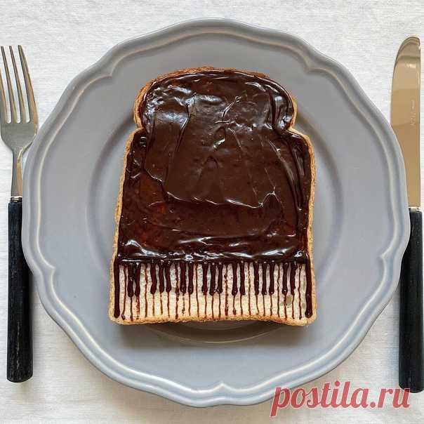 Красиво есть не запретишь 😁👍  Автор: estyle1010