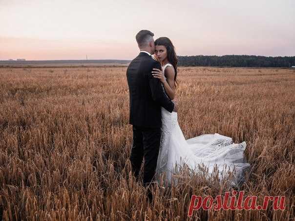 Василий и Ксения очень любят русскую природу - бескрайние поля, луга, сосновые леса. Посмотреть продолжение истории: