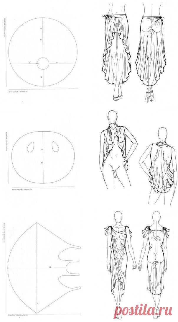 10 летних нарядов, которые не нужно шить!.