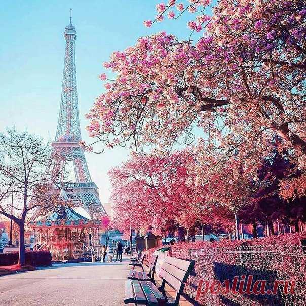 8 марта в самом романтичном городе Париже !!!