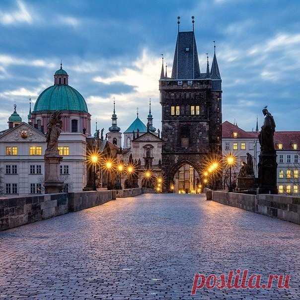 Восхитительная Прага ☀