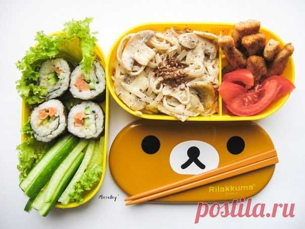 Отличный подарок любимому японский сундучок для еды Бенто Что такое бенто?