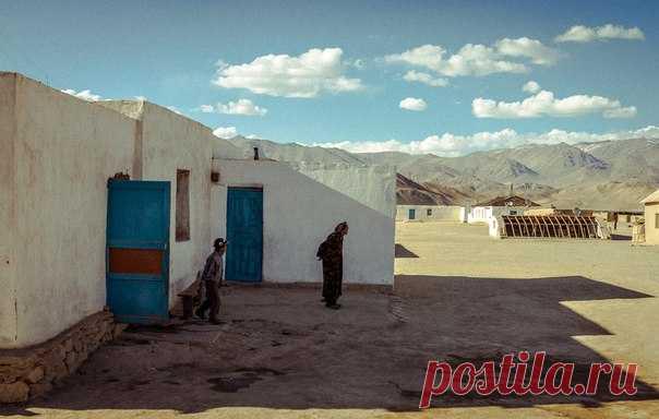 Восточный Памир, Таджикистан. Автор фото – Додхудо Туйчиев: nat-geo.ru/photo/user/116817/