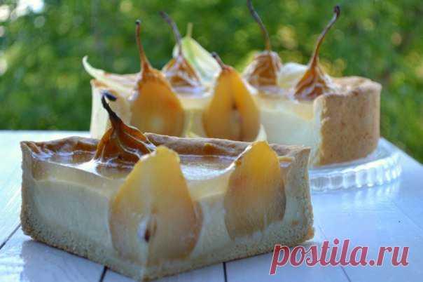 El pastel «la Pera en el cristal». La receta con poshagovym la foto | el Ama de casa