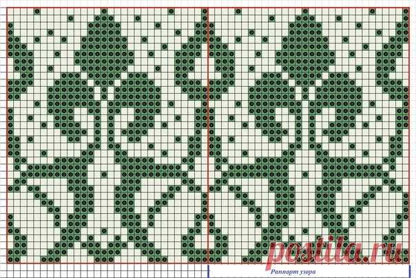 Жаккардовые узоры. Схемы. #knitting #вязание_спицами #жаккард #интарсия #узоры_спицами