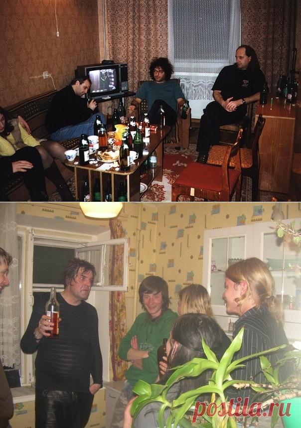 Средний человек представляет себе рок-музыкантов тусовщиками, который живут по принципу «Живи быстро, умри молодым» — с ежедневным алкоголем, наркотиками и кутежом. Сейчас эта идея может показаться устаревшим стереотипом, но в ХХ веке она не так уж и отличалась от правды. Рассказывает блогер soullaway, который собирает фотографии российских рок-музыкантов 1980-1990-х годов.