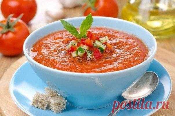 5 самых вкусных холодных супа — Сияние Жизни