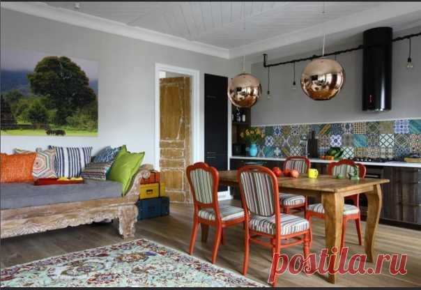 Бриджит фон Бох, декоратор: «Мой секрет идеального дома прост. Мебель должна быть старой, а техника и сантехника — новыми».