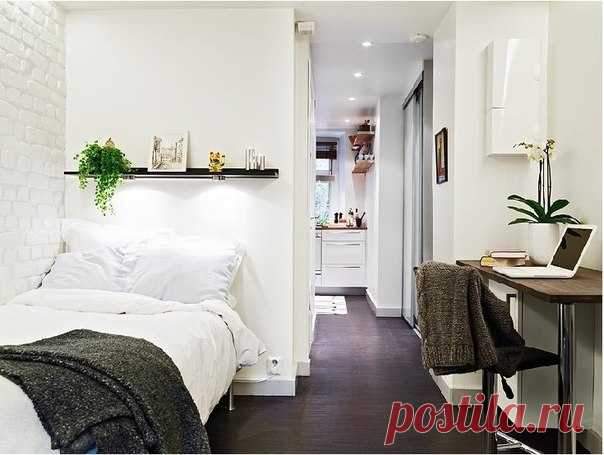 Небольшая квартира может быть функциональной и привлекательной, если знать несколько дизайн-хаков по ее обустройству. Как превратить свое маленькое гнездышко в просторную и комфортную квартиру?