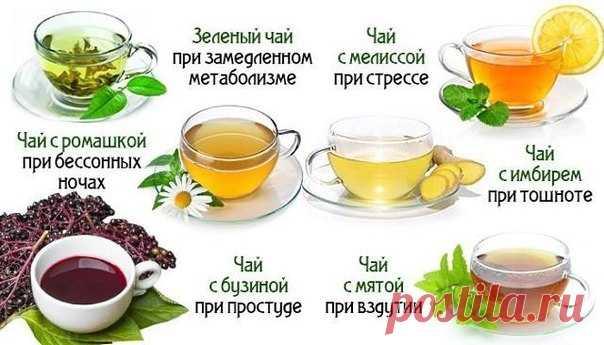 Чай способен на многое! Узнай, как влияют на организм разные виды этого напитка.  К чаю не стоит относиться легкомысленно! Это не только вкусный и ароматный напиток. В зависимости от компонентов, чай может действовать на твой организм по-разному. Поэтому всегда руководствуйся при выборе чая не только приятным запахом, цветом и вкусом: обращай внимание на действие состава чая. Показать полностью…