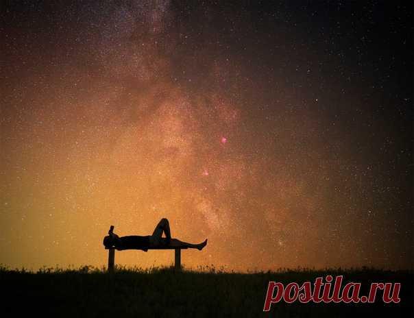 А когда вы в последний раз смотрели на звезды? Фотограф Никита Харланов – nat-geo.ru/photo/user/120201/