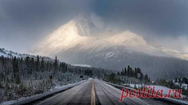 Провинция Альберта, Канада. Ехал и снимал Алексей Емельянов: nat-geo.ru/community/user/211496/