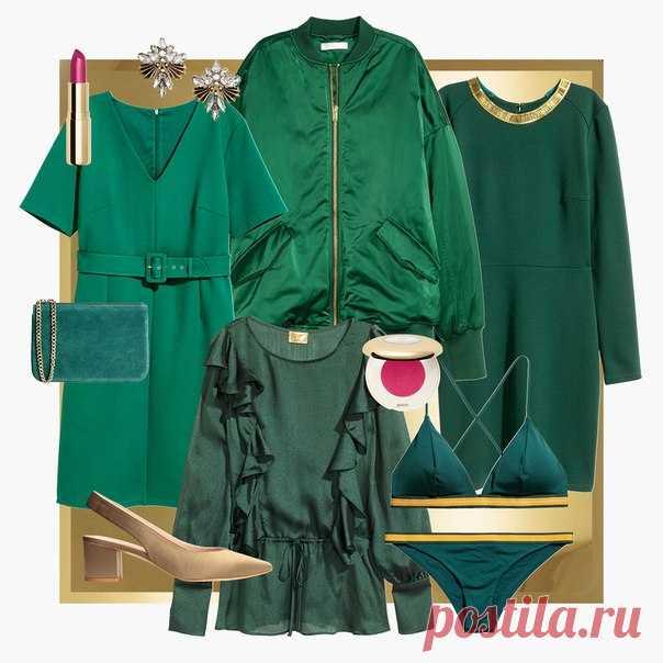"""Специальная """"зеленая"""" подборка в честь Дня Святого Патрика! Давайте праздновать все вместе! 🍀#HM"""