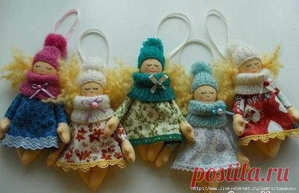Мини куколки